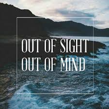 "The Thought Of The Night-""Out of Sight, Out Of Mind"""